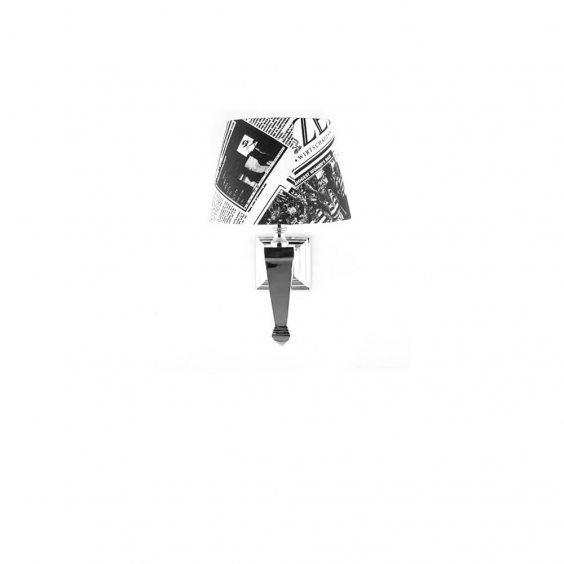 מנורת קיר קולמור אהיל עיתון
