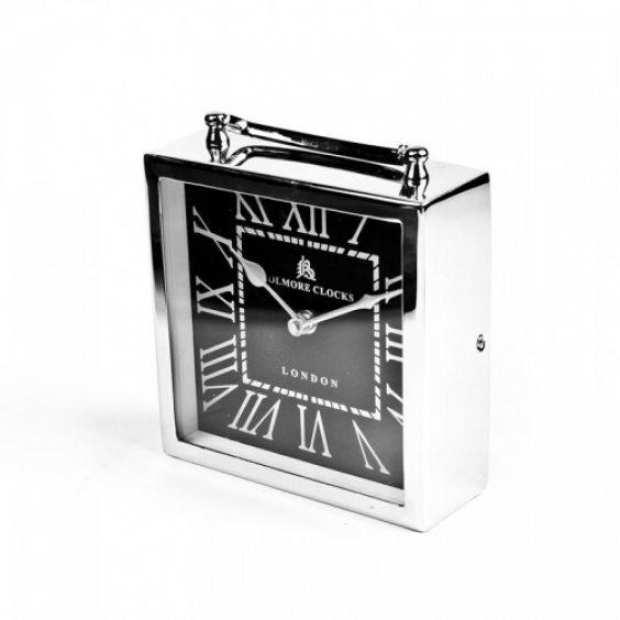 שעון שולחני מרובע