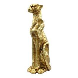 נמר עומד זהב ענק
